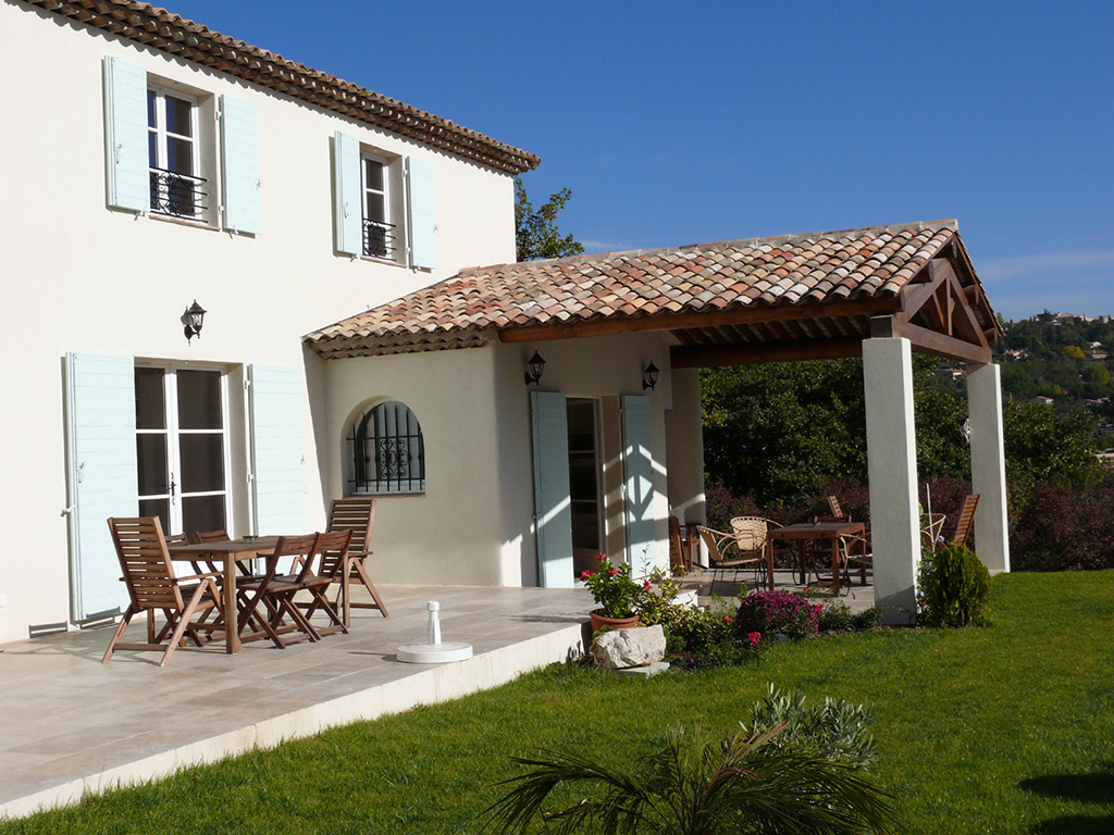 Amenagement Exterieur Terrasse Maison aménagement extérieur maison contemporaine, provence, 13